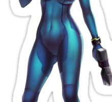 Zero Suit Samus 2014 Sticker