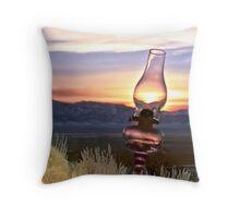 Moment Of Illumination Throw Pillow
