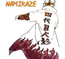 Minato Namikaze by Lucsy3012