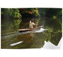 Lobé River Explorer Poster
