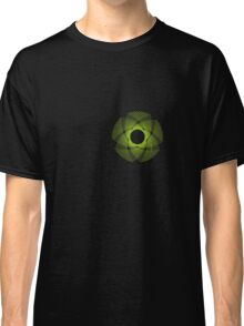 Radical Spirography - Green Classic T-Shirt