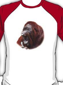 Orangutan Oral Hygiene 01 T-Shirt