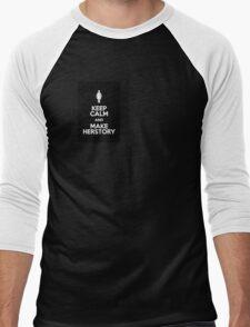 Make Herstory! Men's Baseball ¾ T-Shirt