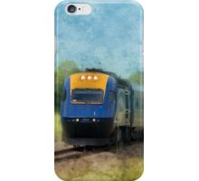 Country Link Train 01 iPhone Case/Skin