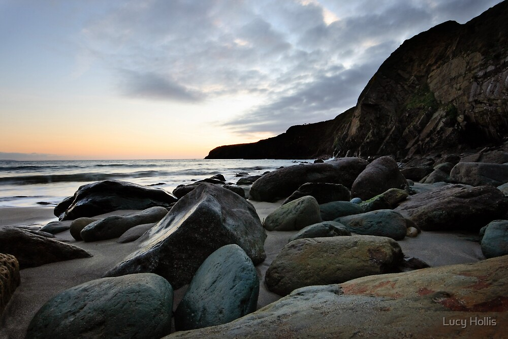 Caerfai Colours by Lucy Hollis