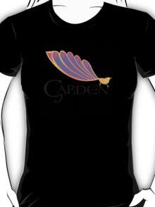Royal Peacock Garden T-Shirt