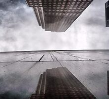 Building Up a Reflection by Andrew Ness - www.nessphotography.com
