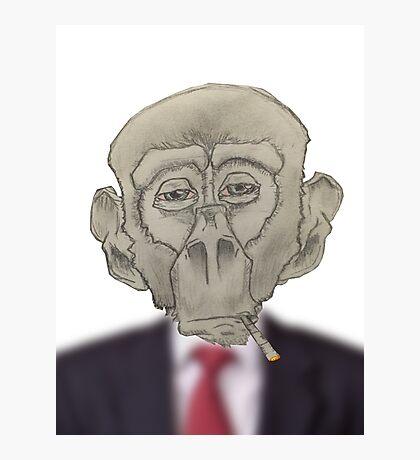 that ape kush  Photographic Print