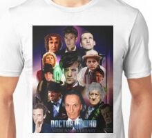 Dr.Who 50th Anniversary Duvet Cover  Unisex T-Shirt