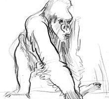 Gorilla Gang. by WoolleyWorld