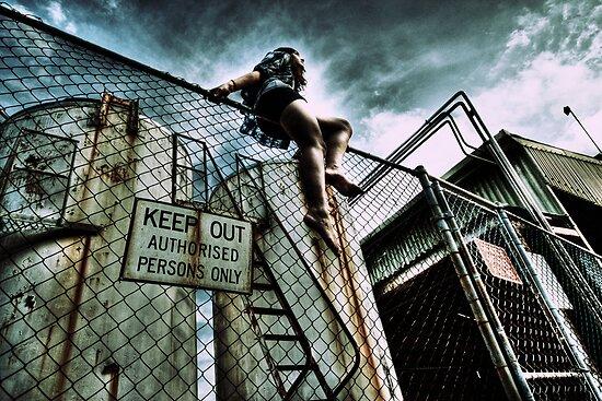 Gatekeeper by Matthew Jones