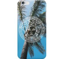 VERSACE TREES iPhone Case/Skin