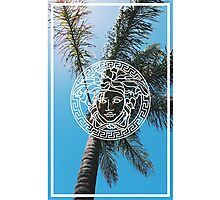 VERSACE TREES Photographic Print
