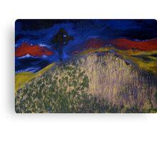 Iona Hill Canvas Print