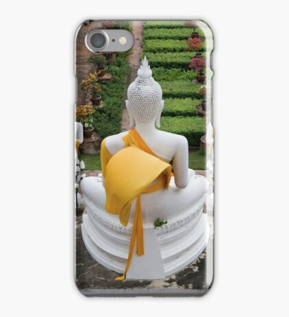 Buddha and His Apprentices iPhone Case/Skin