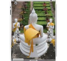 Buddha and His Apprentices iPad Case/Skin