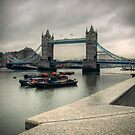 Tower Bridge by Jakov Cordina