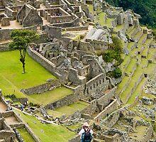 Macchu Picchu, Cuzco, Peru by juan jose Gabaldon