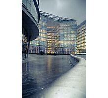 South Bank London Photographic Print