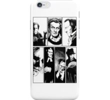 Cushing Horrors iPhone Case/Skin