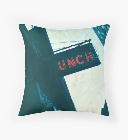Unch ©2002 W.Cook Throw Pillow