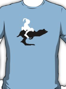 Abe & Elum (B&W) T-Shirt