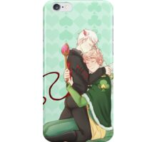 The King and the Joker iPhone Case/Skin