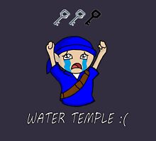 Water Temple Woes Unisex T-Shirt