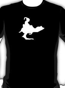 Abe & Elum (White) T-Shirt