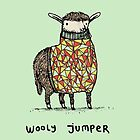 Wooly Jumper by Sophie Corrigan