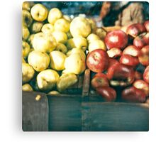 Green Market ©2002 W. Cook Canvas Print