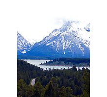 Welcome to Grand Teton Photographic Print