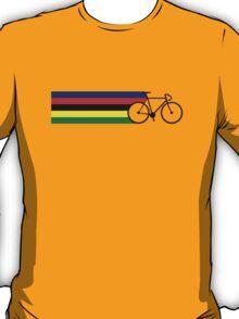 Rainbow Jersey (bicycle racing) T-Shirt