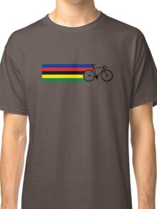 Rainbow Jersey (bicycle racing) Classic T-Shirt