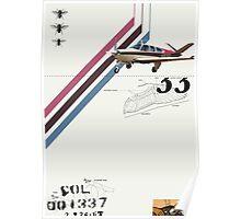 Flight 1 Poster