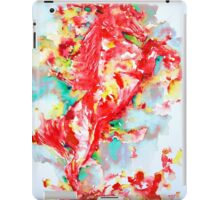 THE SPLENDOR AND THE FORCE iPad Case/Skin
