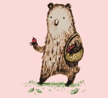 Apple Pickin' Bear Kids Clothes