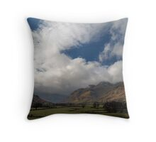 Sometimes it is all about watching the clouds go by. Throw Pillow