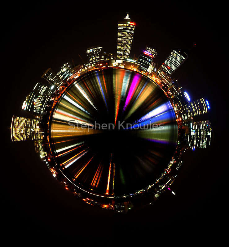 Planet Perth by Stephen Knowles