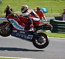 Shane Byrne, 2008 British superbike champion by 1throughmyeyes
