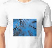 Blue heaven on earth Unisex T-Shirt