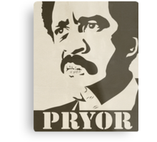 Richard Pryor Vintage Poster Metal Print
