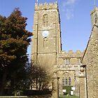 DONYATT VILLAGE CHURCH by brucemlong