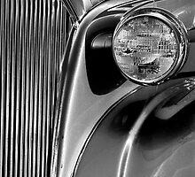 Classic Car 42 by Joanne Mariol