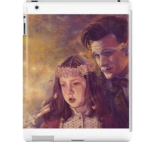 Chance May Crown Me - Doctor Who iPad Case/Skin