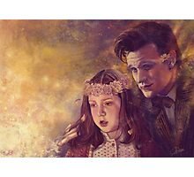 Chance May Crown Me - Doctor Who Photographic Print