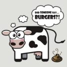 Burgers?! (Oops... I Pooped version 2) by Lisa Marie Robinson