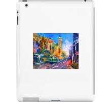 Melbourne Tram iPad Case/Skin