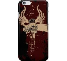 Apocalyptic Skull iPhone Case/Skin