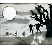 Zombies Photographic Print